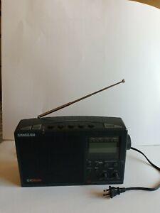 Sangean CC DX Radio Plus AM/FM/TV/Weather Multi Band Receiver Portable