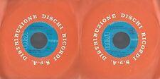 DISCO 45 GIRI  GIANNI MORANDI - PARLA PI� PIANO (speak softly love) / ROSABELL