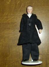 Herr im schwarzen Gehrock -Miniatur 1:12