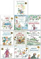 Quentin Blake 10 Classic Picture Children Books Collection Set with Bag (Set 2)