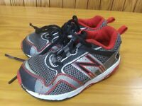 New Balance Flex 695 Baby Shoes Toddler Size 9 Red & Blue Sneakers
