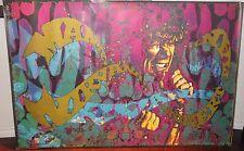 "Bus Shelter 40x60"" Poster~Robert Plant Nos Original Manic Nirvana 1990 Album~"
