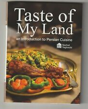 Persian Cuisine  Taste of my Land  Nezhat Yaghoubi