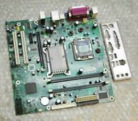 Intel D946GZIS D66165-501 LGA775 / Socket 775 Desktop Motherboard and Back Plate