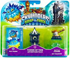 Skylanders Adventure Pack:Tower Time(SF) WII PS3 XBOX360 3DS WIIU PS4 XBOXONE