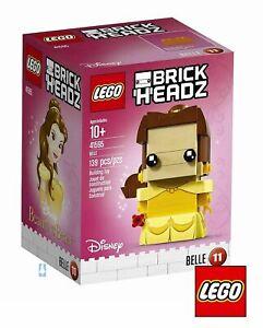 LEGO BrickHeadz 41595 Disney Belle - New (Free Postage)