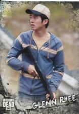 Walking Dead Road To Alexandria Character Chase Card C-7 Glenn Rhee
