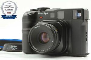 【MINT w/ HOOD】 New Mamiya 6 + G 75mm f/3.5 L + Strap + Lnss Cap From Japan 1570