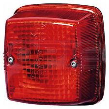Lens, tail light: Lens Red | HELLA 9EL 110 540-001