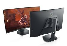 """Dell S2721HGF 27"""" Full-HD Curved Gaming Monitor"""