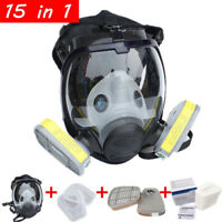 15 Painting Spraying Similar For 6800 Gas Mask Full Face Facepiece Respirator