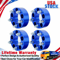 """4Pack 5 Lug 2"""" Wheel Spacers Adapters 5x4.5 For Jeep Liberty Wrangler Cherokee"""
