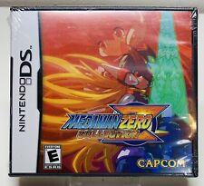 Mega Man Zero Collection (Nintendo DS, 2010) BRAND NEW! FAST SHIPPING!