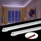 4x 50CM 12V 8520 LED Strip Light Bar Dimmable Caravan 4WD Camping Boat Fishing