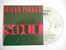 MACEO PARKER : KEEP YOUR SOUL TOGETHER [ CD SINGLE ] ~ PORT GRATUIT