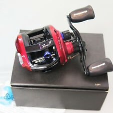 MEGABASS ZONDA 68 Left Rosso Red LIMITED EDITION BAITCAST Reel Fedex 2DAY to Usa