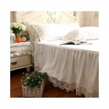 Vestiletto White with Lace Shabby Chic Isabelle