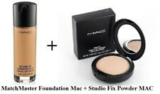 Mac Powder Foundation Fix Compact Studio + Matchmaster SPF 15 Foundation 35ml