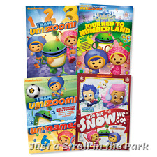 Team Umizoomi: TV Series 4 Complete Collections + Paw Patrol Box/DVD Set(s) NEW!