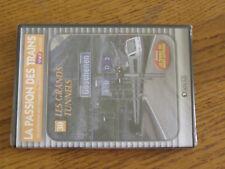 17$$ Revue Passion des Trains DVD Seul n°30 Les Grands Tunnels / Saint Gothard