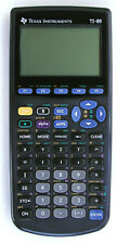 Texas Instruments TI-89 Graphing Calculator Built-in Computer Algebra System EUC