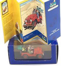 Collection En Voiture Tintin - N44 boîte + certificat / Editions Atlas