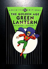 COMICS: Archive Editions: Golden Age Green Lantern hardcover (1999, 2nd Print)