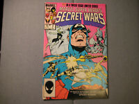 Marvel Super Heroes Secret Wars #7 (Marvel, 1984) Low Grade READ