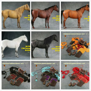 1/6th MR.Z MRZ056 Ancient Thoroughbreds Resin Animal Horse Figure Display