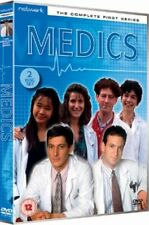 MEDICS the complete first series 1. 2 discs. New sealed DVD.