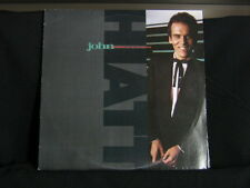 John Hiatt. Warming Up To The Ice Age. 33 lp Record Album. 1985. Australia.