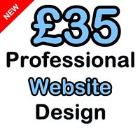 Unlimited Pages - Professional Website Design - Domain & Hosting - Mobile + SEO