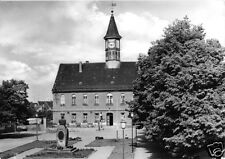 AK, Gneisenaustadt Schildau, Rathaus?, 1974