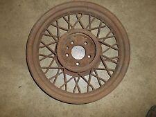"""1933 1934 1935 Chevrolet Standard model 17"""" wheel"""