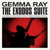 GEMMA RAY - THE EXODUS SUITE   CD NEU