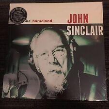 JOHN SINCLAIR Mobile Homeland 2017 RSD RECORD STORE DAY MC5 New/Sealed