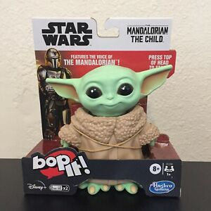 Bop It! Star Wars Mandalorian The Child Exclusive Baby Yoda