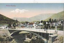 B79150   mostar  bosnia front/back image