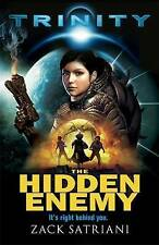 The Hidden Enemy (Trinity), Satriani, Zack, Very Good condition, Book