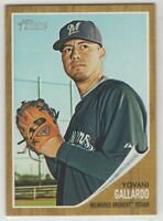 2001 Bowman Heritage #271 Jamey Wright Milwaukee Brewers Baseball Cards
