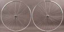 Weinmann LP18 700 Silver Wheelset 126mm 5 6 7 Speed Freewheel fit Vintage Bike