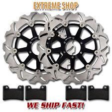 Yamaha Front Brake Rotor+Pads FZR 600 (90-99) YZF 600 R (95-96) TDM 850 (91-01)