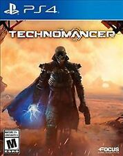 The Technomancer PS4 PlayStation 4 Action Role Playing Apocaylptic RPG Game