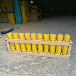 6Inch 1pcs Fiberglass barrel Fireworks Firing System Special Effect Bilusocn LED