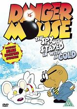 Dangermouse: The Spy Who Stayed In With A Cold (DVD) / 9 Episodes