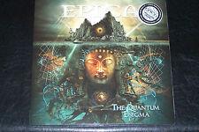 Epica - The Quantum Enigma LTD GOLDEN 2LP 100 copies factory sealed