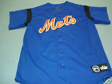 Majestic Sewn NEW YORK METS Baseball Jersey Adult MED