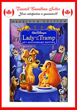 Lady and the Tramp (DVD, 2-Disc Special Edition)