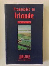 PROMENADES EN IRLANDE 1996 GUIDES BLEUS  HACHETTE