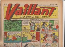 VAILLANT n°155 du 29 avril 1948 - TBE